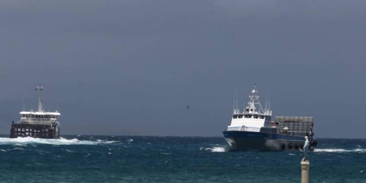 Pescador critica entrega servicio de transportación a las app