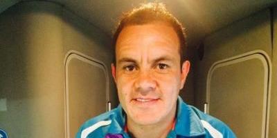 Cuauhtémoc Blanco jugará junto a otras leyendas