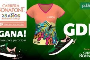 ¡Gana! pase para correr… en Guadalajara