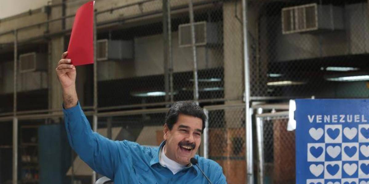 Maduro propone que la polémica Asamblea Constituyente sesione en el Parlamento