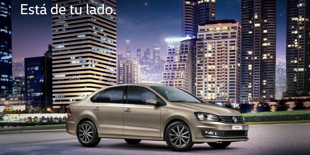 El sedán compacto más esperado de México: Volkswagen Vento 2018