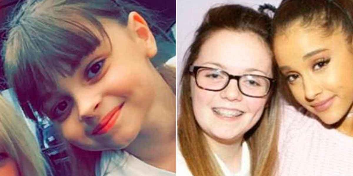 Los dos primeros rostros de la brutalidad en Manchester: una niña de 8 años y otra de 18