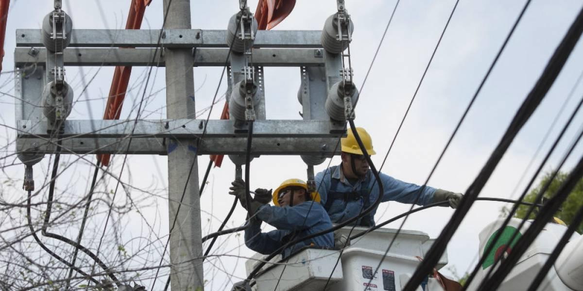 CFE restablece el 99% del suministro eléctrico en Península de Yucatán