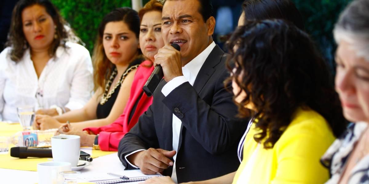 Estaré esperando a López Obrador en Neza: Juan Zepeda