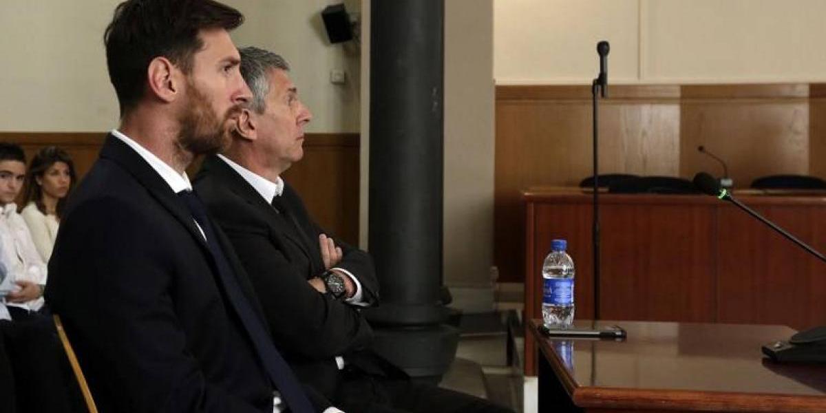 Tribunal Supremo mantiene la condena a 21 meses de cárcel a Messi por delito fiscal