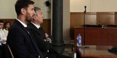 Tribunal Supremo de España ratifica condena de 21 meses a Messi