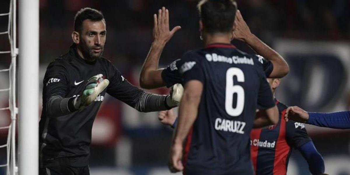"Arquero de San Lorenzo se proyecta en Colo Colo: ""Es obvio que me gustaría ir"""