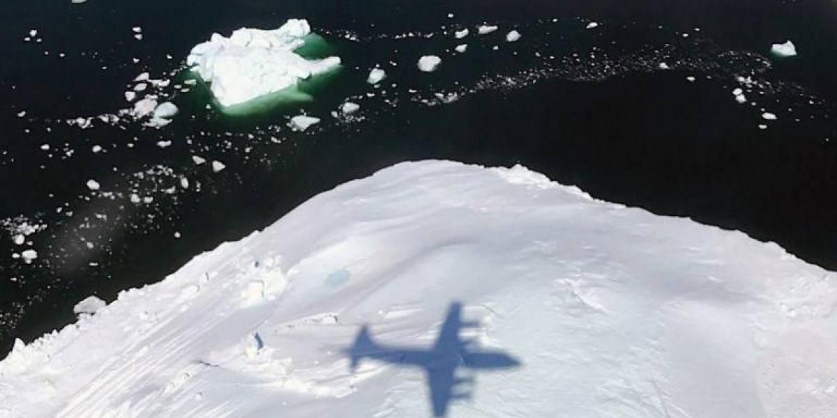 ¿Remolcar icebergs desde la Antártida? Emiratos Árabes lo ve posible para combatir la sequía