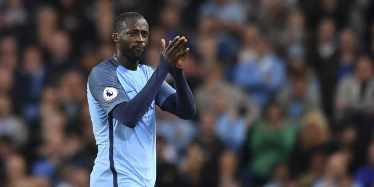 El espectacular gesto de Yaya Touré a las víctimas del atentado de Manchester