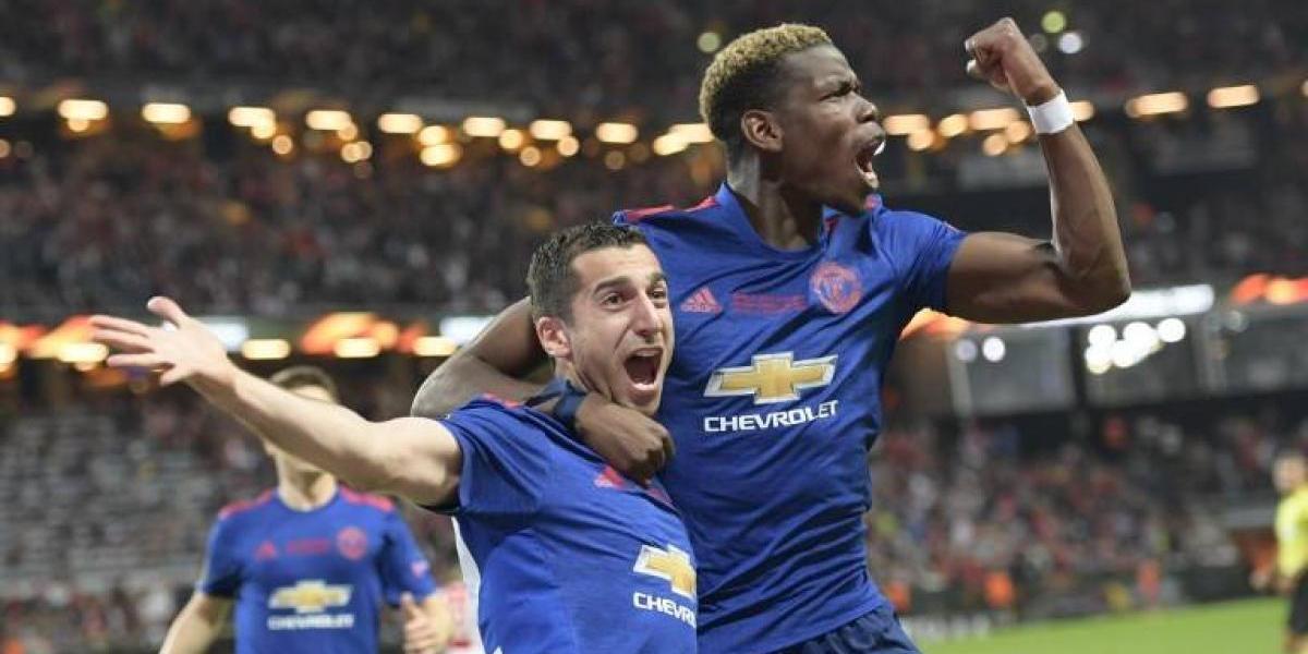 Manchester United gana el único título que le faltaba: la UEFA Europa League