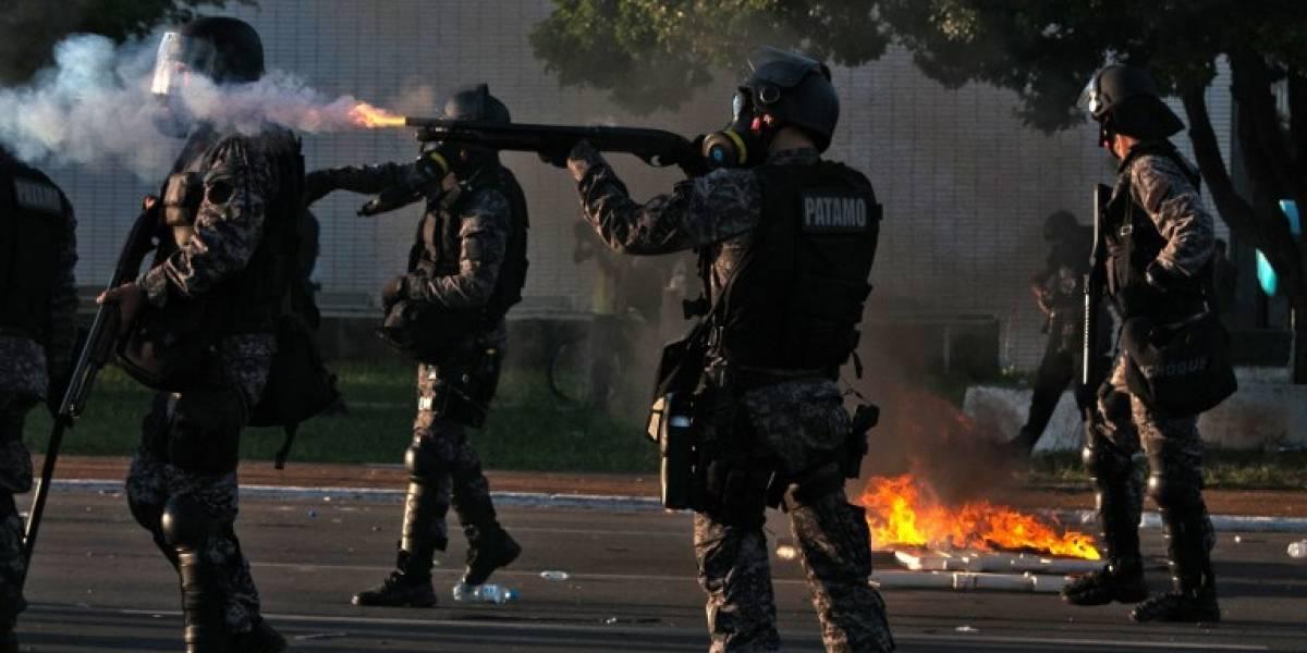 Gobierno de Temer militariza estado de Brasilia