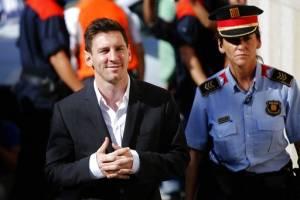 Revés judicial para Messi por caso de fraude fiscal