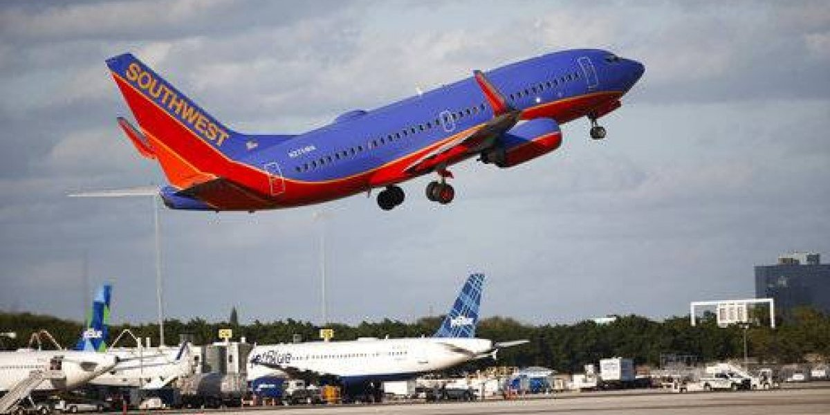 Pareja gay acusa a Southwest Airlines de discriminación