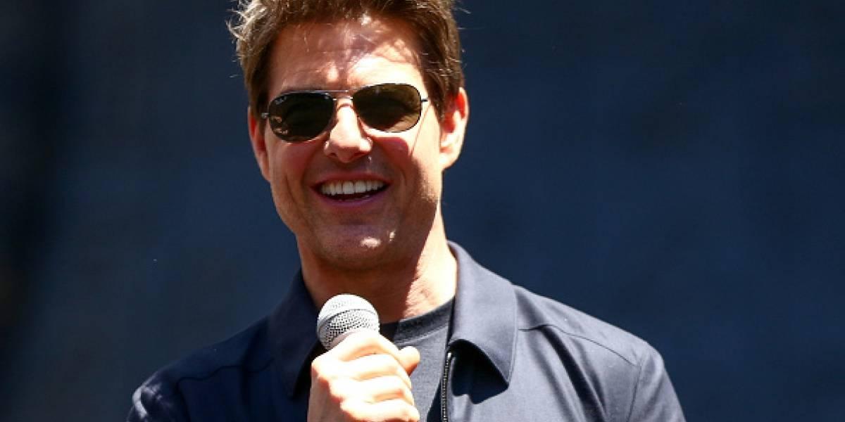 """Tom Cruise confirma secuela de """"Top gun"""""""
