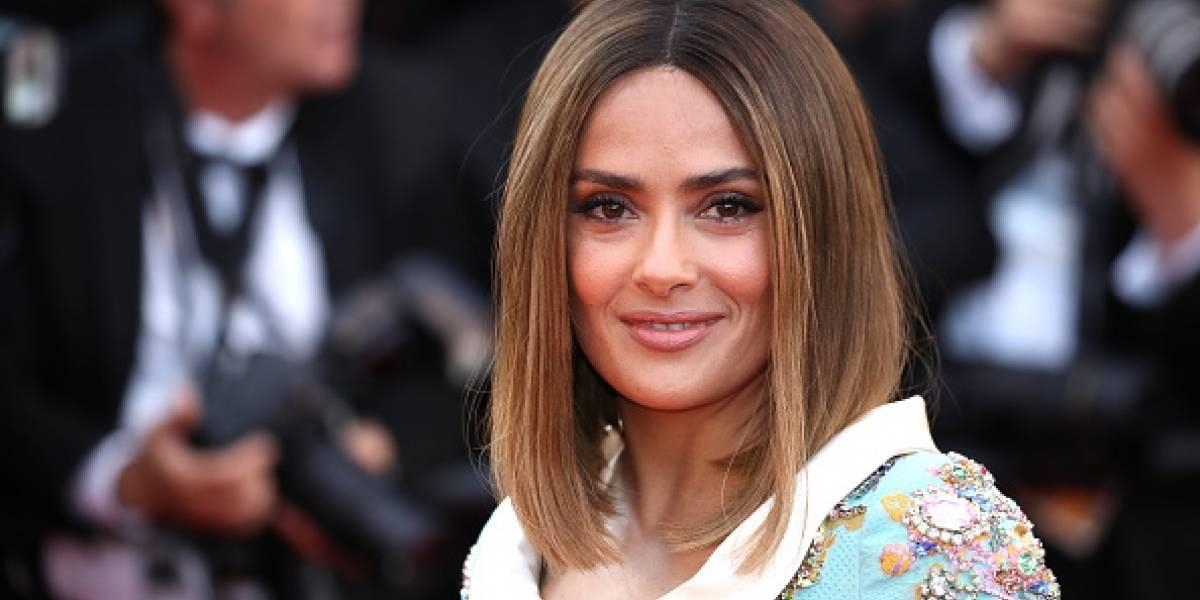 """""""Por ser mujer y árabe-mexicana, Hollywood se reía de mí cuando empecé"""", Salma Hayek"""