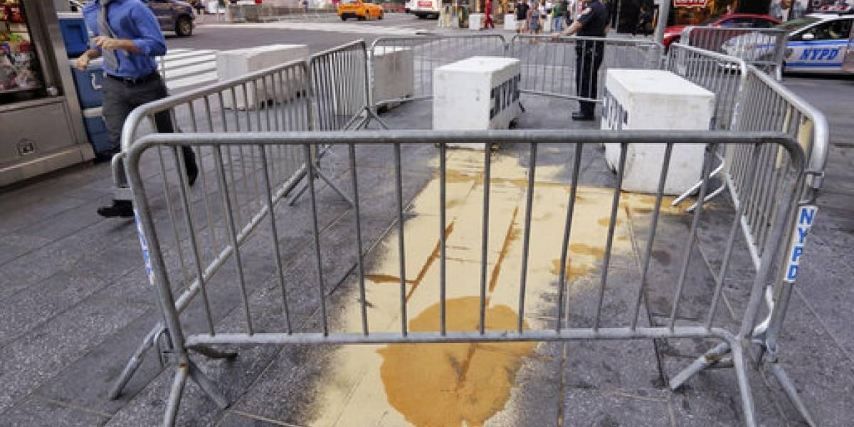Presentan cargos a acusado de atropellar gente en Times Square
