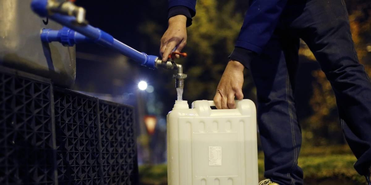 Corte de agua: empresa confirmó que servicio será repuesto durante la mañana en comunas del sector oriente