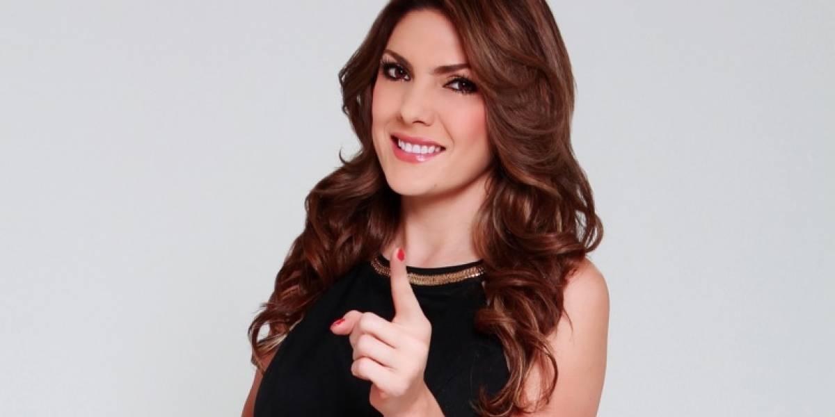 Los mensajes de Ana Karina Soto tras volver al set de Noticias RCN