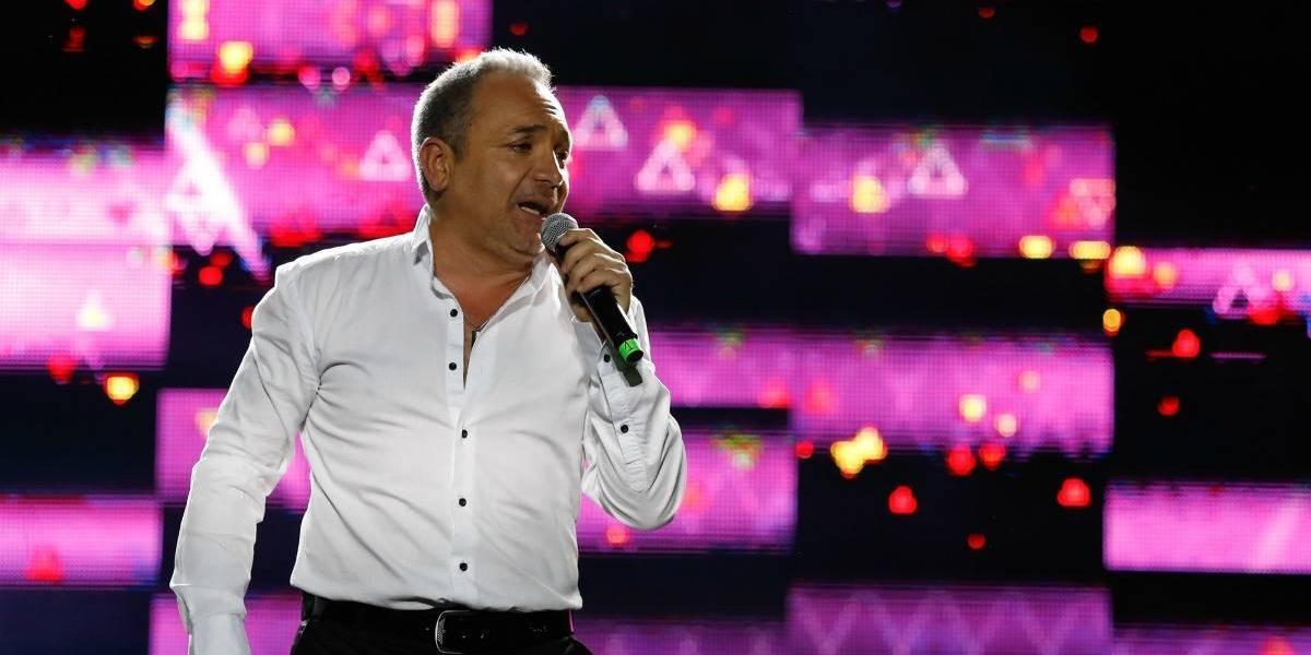 Cantantes que han sufrido con sus cuerdas vocales como Luis Jara