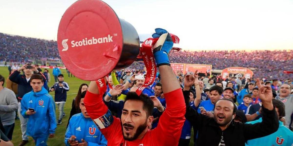 """Herrera no quiere una U desmantelada y recordó la Libertadores 2012: """"A plantel completo la ganábamos"""""""