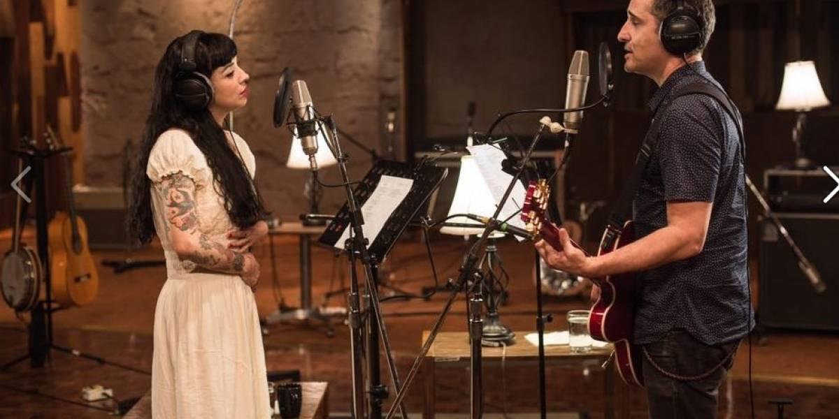 Mon Laferte y Jorge Drexler cantarán juntos en nuevo disco del uruguayo