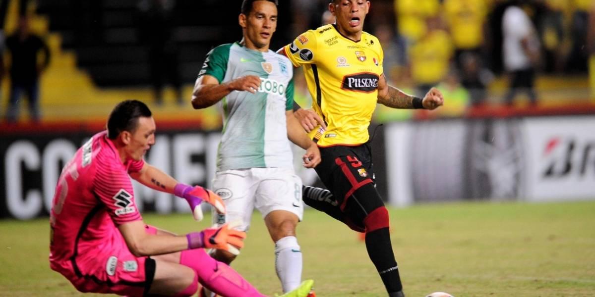 ¿Cómo clasifica Nacional a la Copa Sudamericana 2017?