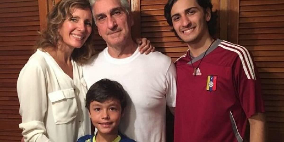 Braulio Jatar: periodista chileno deja la cárcel y queda con arresto domiciliario