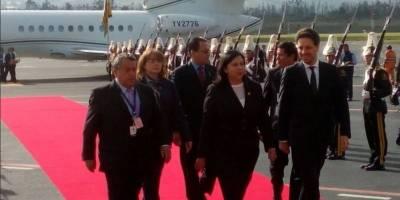 Nicaragua saluda a al nuevo presidente de Ecuador
