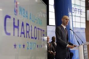 Charlotte será sede el Juego de Estrellas NBA 2019