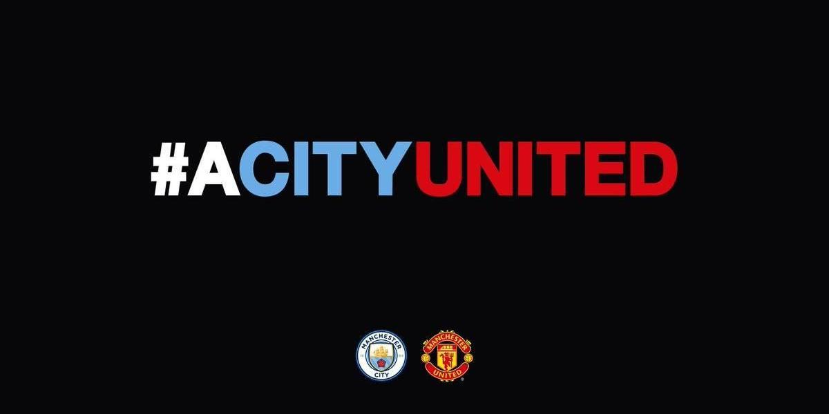 Para imitar: el mensaje del City de Bravo a sus rivales del United por su título en la Europa League
