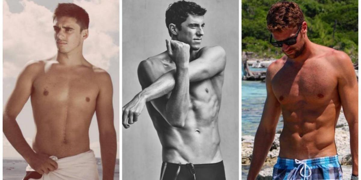 Los nadadores y clavadistas más sexys que hacen suspirar en las redes sociales