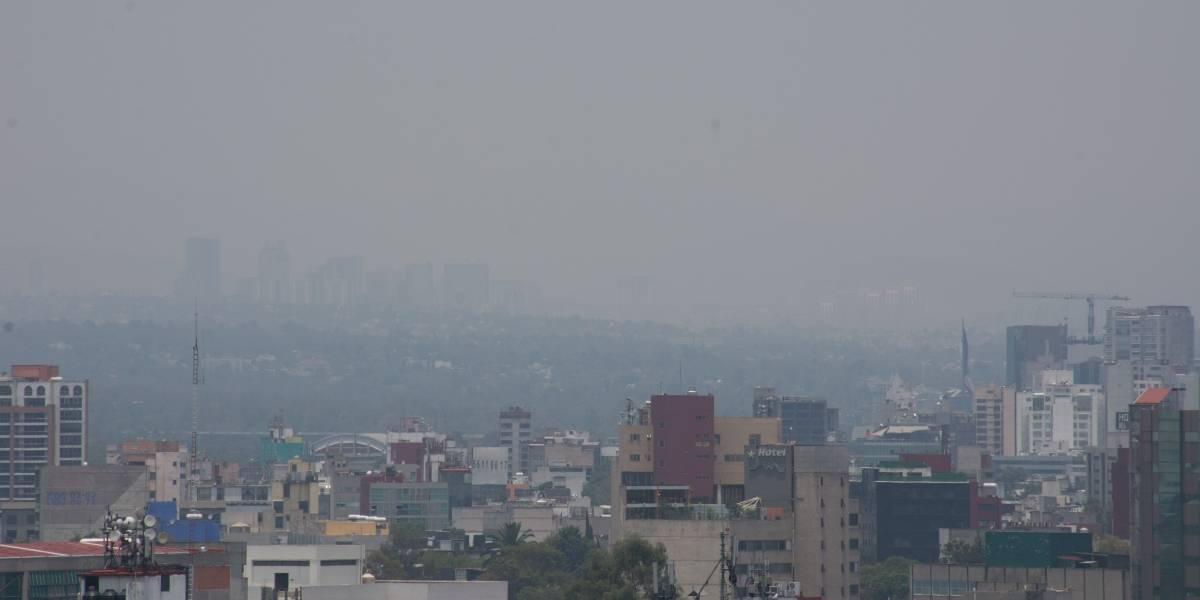 Se mantiene Fase I de contingencia ambiental en el Valle de México