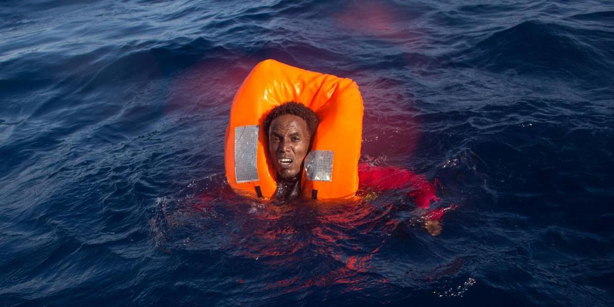 34 migrantes mueren tras naufragio en el Mar Mediterráneo