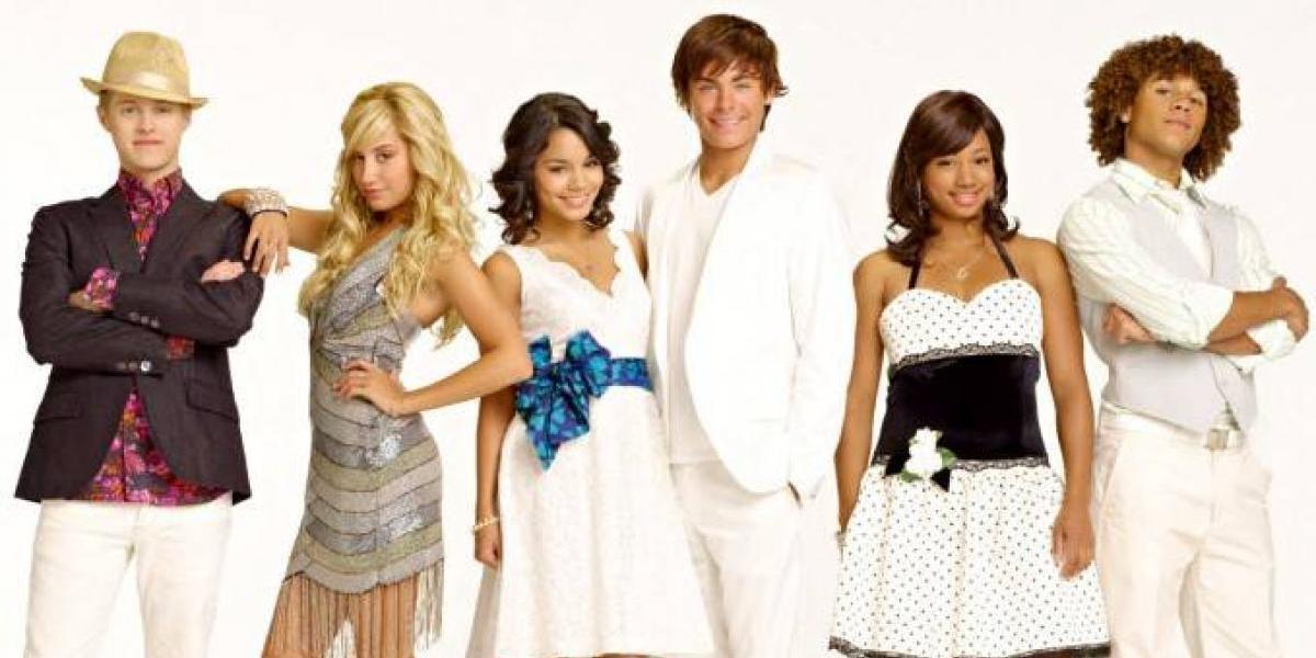 """Dos protagonistas de """"High School Musical"""" se reencuentran y cantan uno de los temas"""