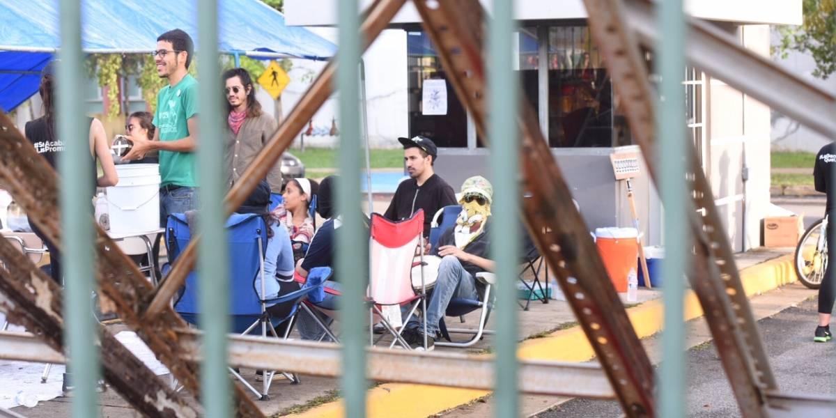 Unión Bonafide de Oficiales de Seguridad UPR rechaza abrir portones