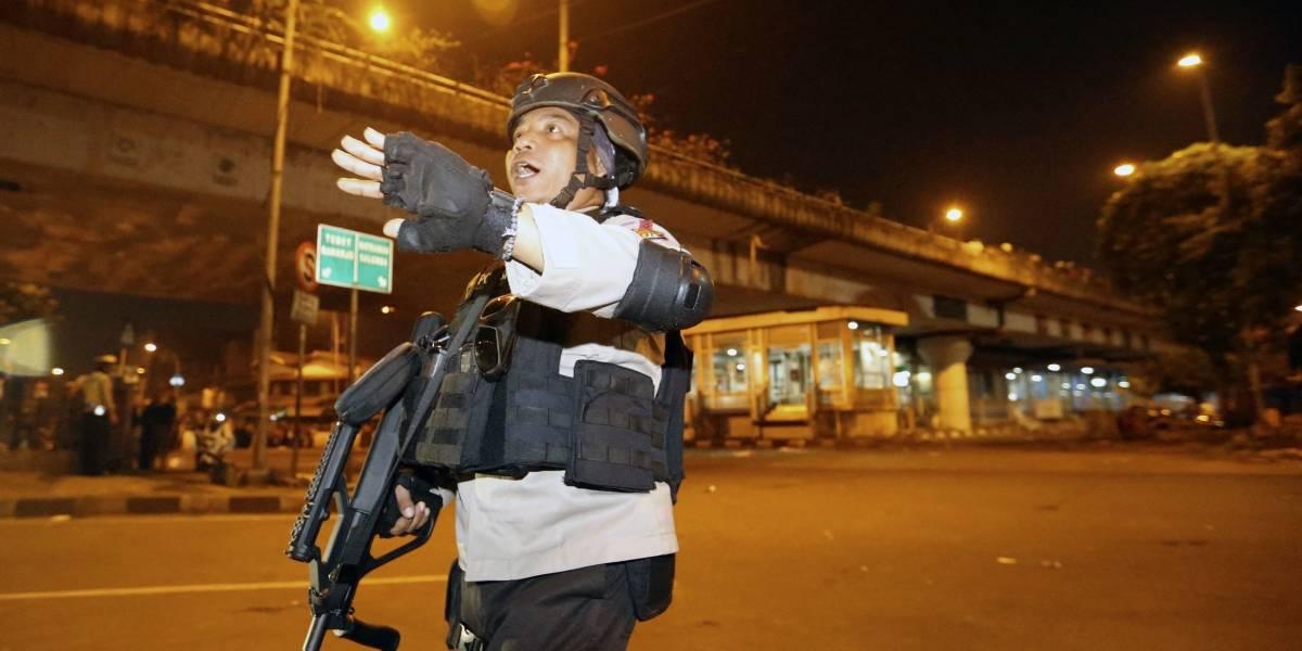 Al menos 2 muertos y 9 heridos tras explosiones en atentado suicida en Indonesia