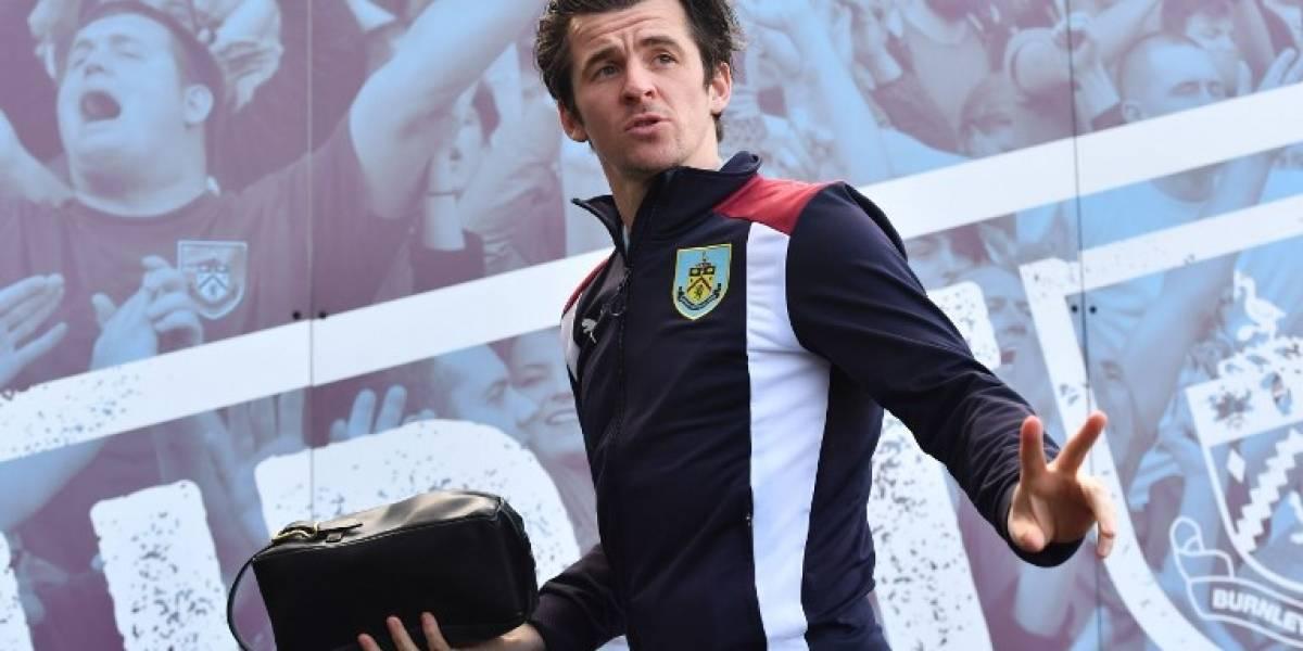 El Burnley anuncia el despido de Joey Barton