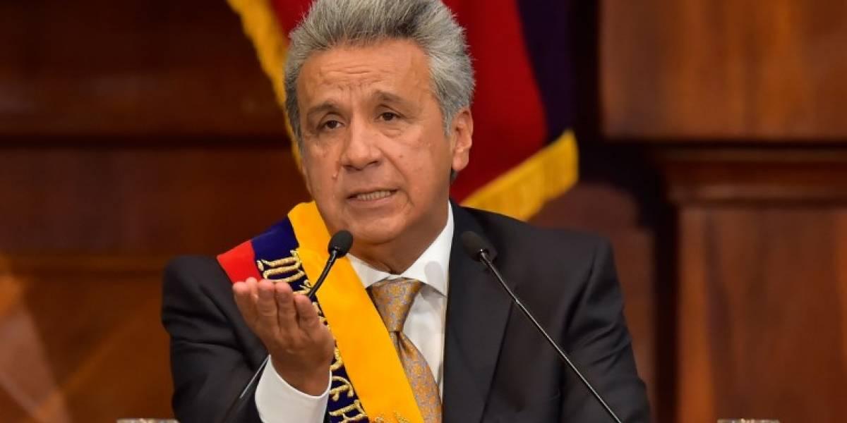 Moreno promete austeridad en modelo izquierdista en Ecuador