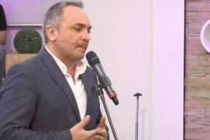 Emocionado Luis Jara cuenta sobre cirugía a sus cuerdas vocales
