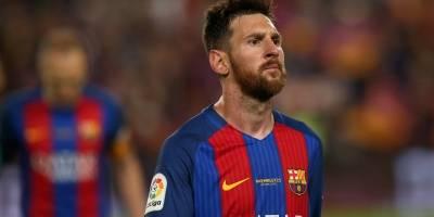 Fisco também quase levou Messi a abandonar Espanha