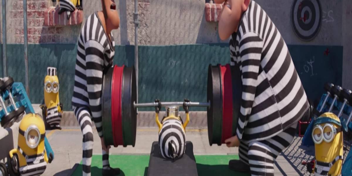 Mi Villano Favorito 3: ¿Qué hacen los Minions en la cárcel?, ¿dónde está Gru?