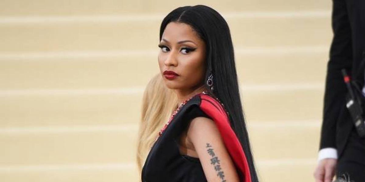 """Nicki Minaj confiesa tener un amorío con el rapero Nas, aunque """"odia a los hombres"""""""