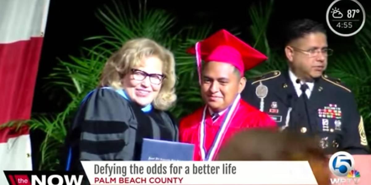 Estudiante guatemalteco cuenta su difícil camino para graduarse en EE. UU.