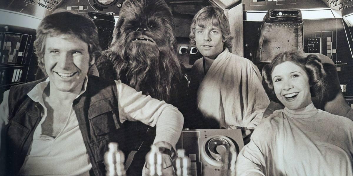 """""""Star Wars"""": 40 años de fiebre galáctica"""