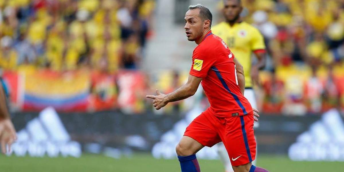 """Marcelo Díaz manda un aviso por la Copa Confederaciones: """"Apostamos a ganar la copa"""""""