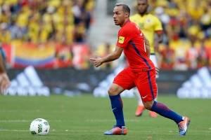 Marcelo Díaz manda un aviso por la Copa Confederaciones: 'Apostamos a ganar la copa'