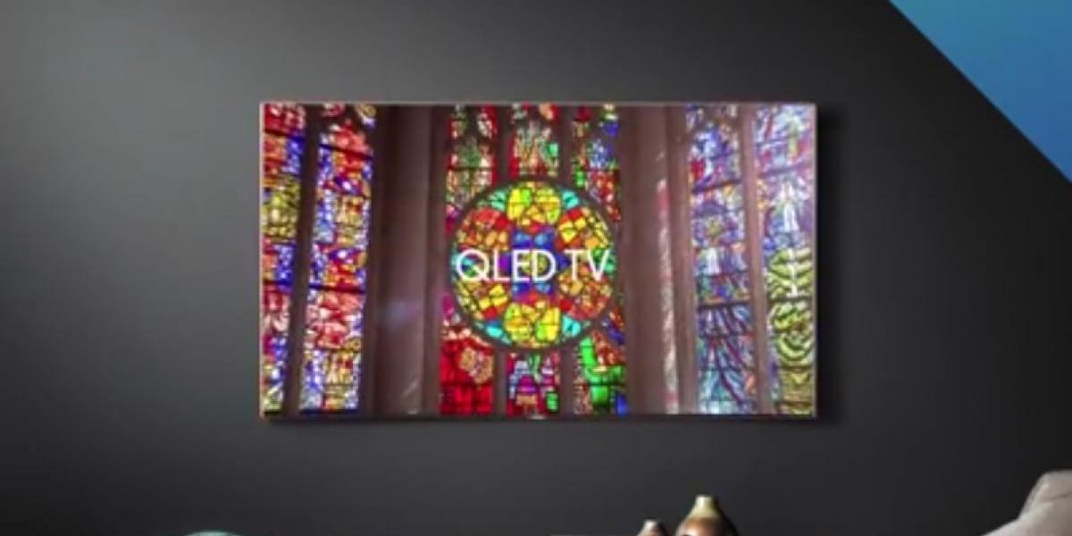 La nueva televisión QLED de Samsung ya está disponible en Guatemala