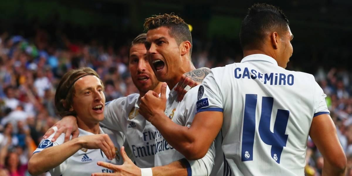 Real Madrid jugará con este uniforme la Final de la Champions