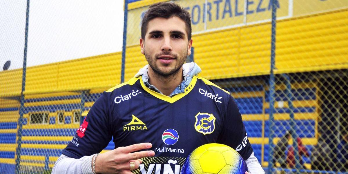 Everton presentó a su primer refuerzo y confirmó la renovación de Eduardo Lobos