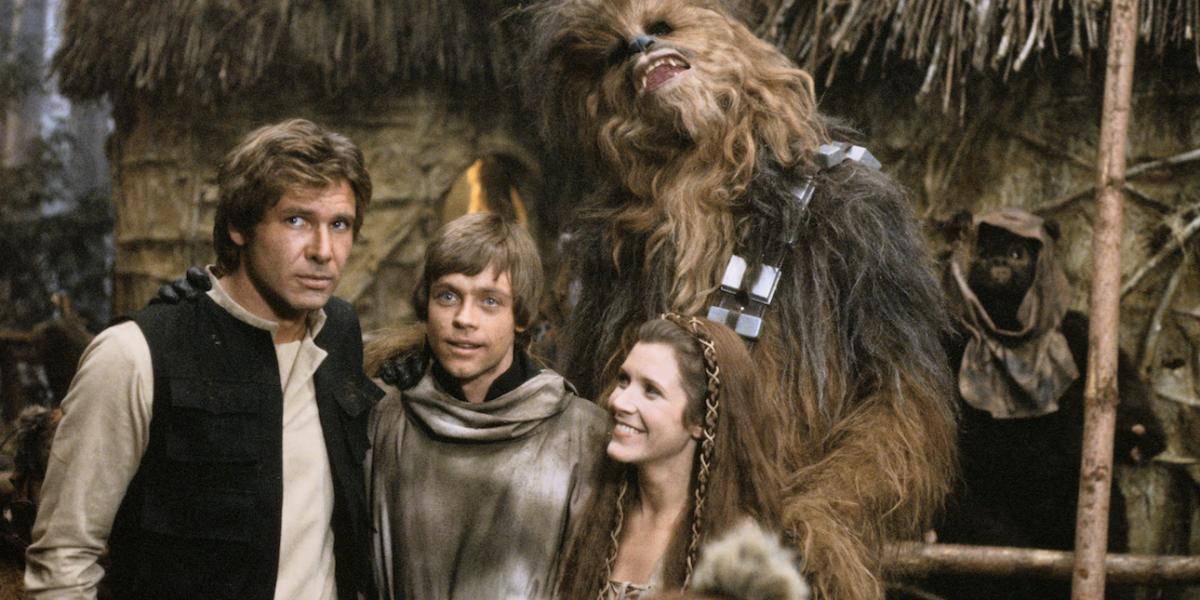 10 de sucesos de la cultura pop en 1977 año del estreno de Star Wars